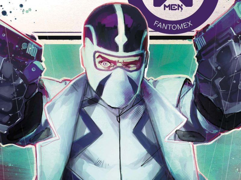 [REVIEW] GIANT-SIZE X-MEN: FANTOMEX #1