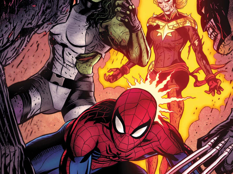 [REVIEW] COME AND SEE 'MARVEL ZOMBIES: RESURRECTION #1'