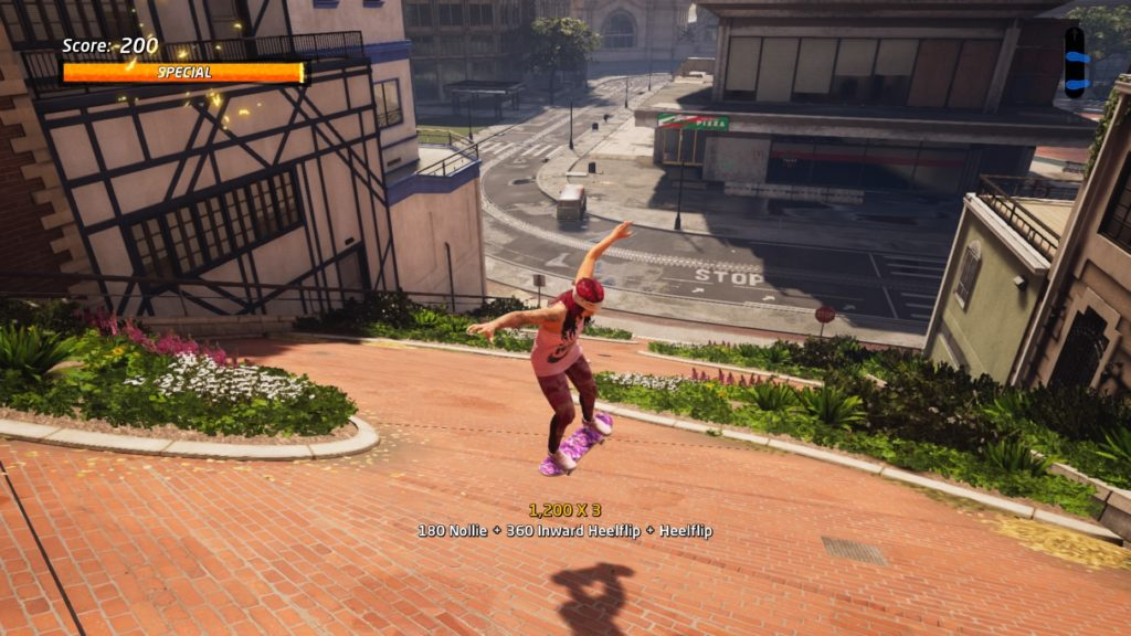 Tony Hawk's™ Pro Skater™ 1 + 2 Gameplay