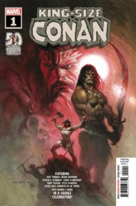 King Size Conan 1