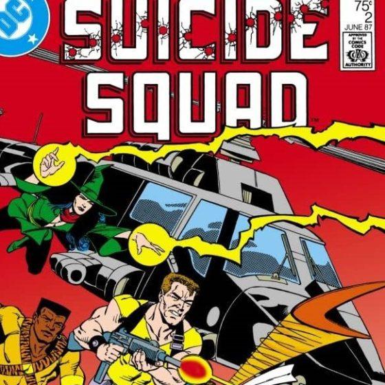 Suicide Squad Vol 1 Feat Image