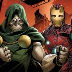 King in Black: Iron Man/Doctor Doom #1