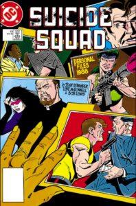 Suicide Squad #19 cover art