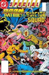 suicide squad vs doom patrol