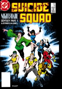 nightshade odyssey part 1 cover art for suicide squad issue 14