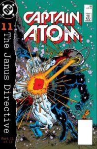 Captain Atom art