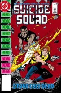 Suicide Squad #26 cover art