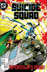 Suicide Squad volume 5 cover