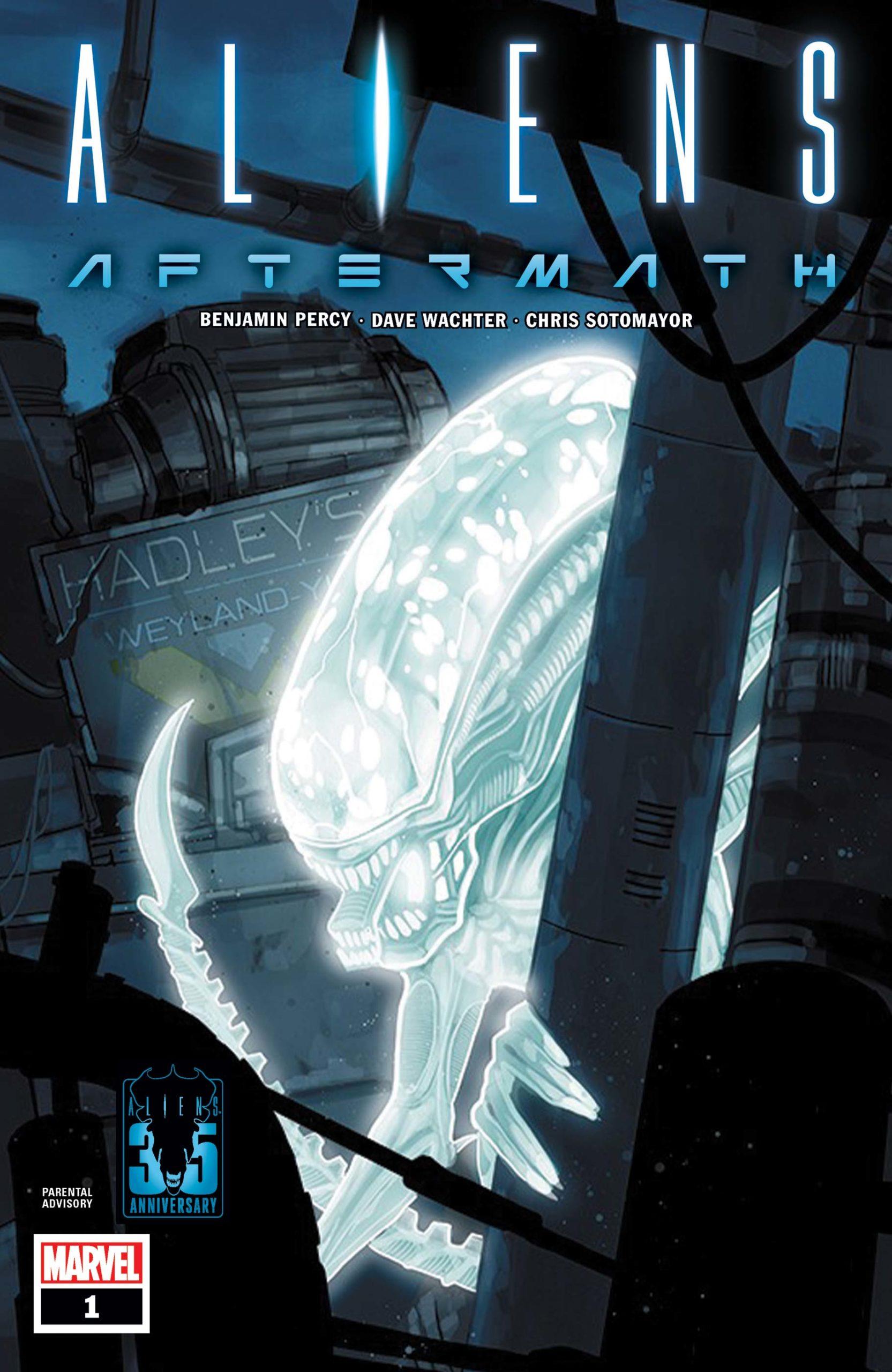 Aliens: Aftermath #1