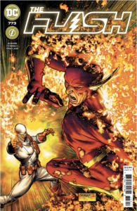 The Flash #773 cover art