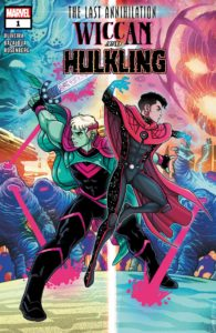 The Last Annihilation: Wiccan and Hulkling #1