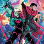 The Last Annhilation: Wiccan and Hulkling #1